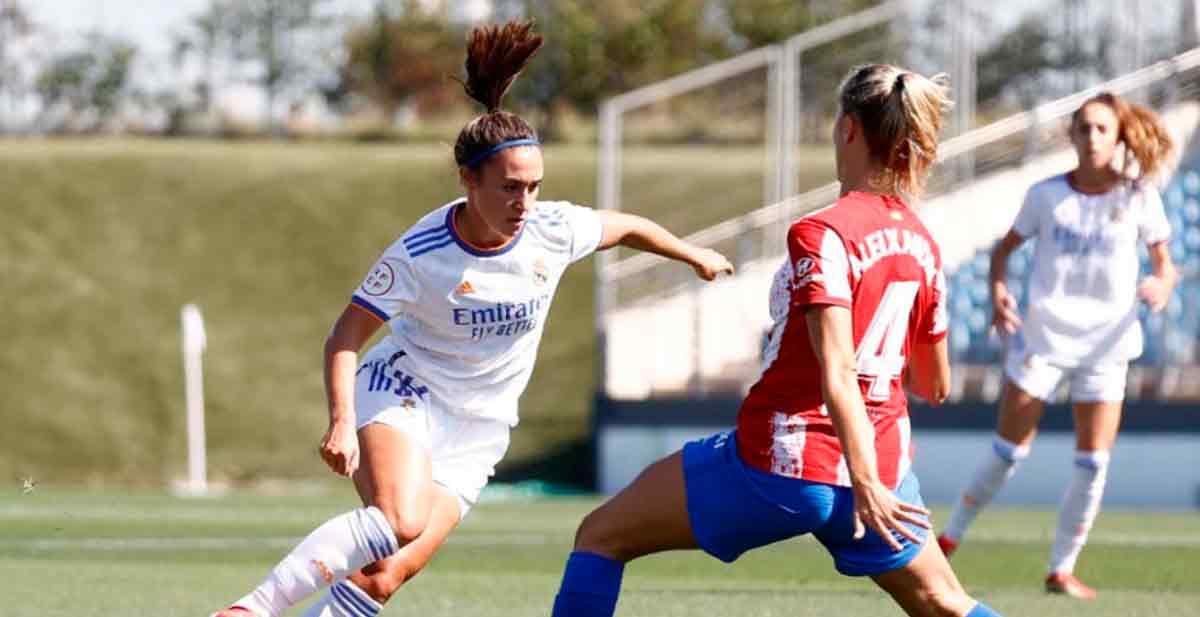 Madrid fem Atleti