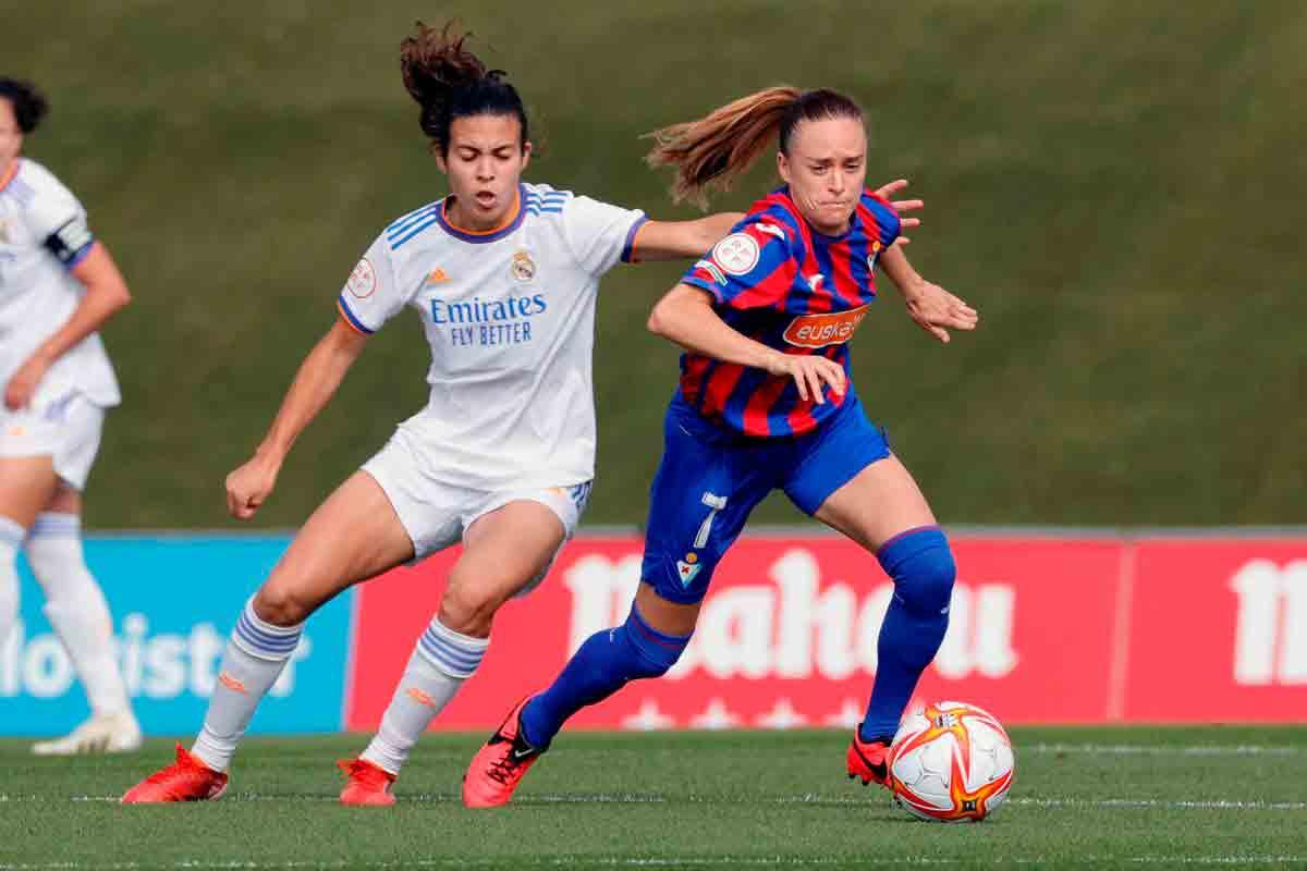 Real Madrid femenino Eibar