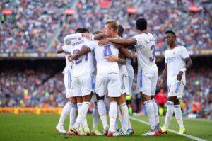 Las claves de la victoria blanca en el Camp Nou