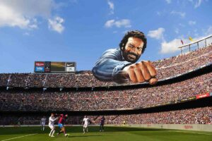 El Real Madrid de Bud Spencer