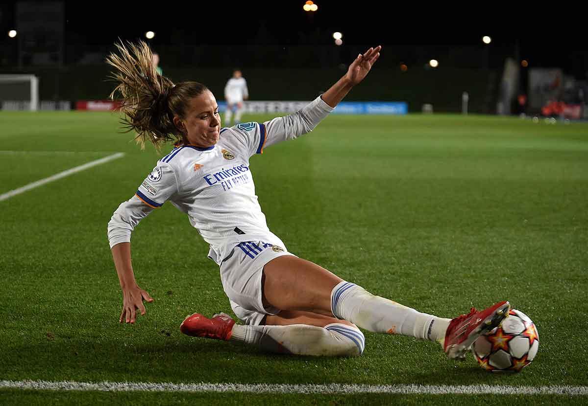 Moller Real Madrid femenino