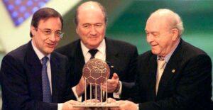 Real Madrid mejor club siglo XX