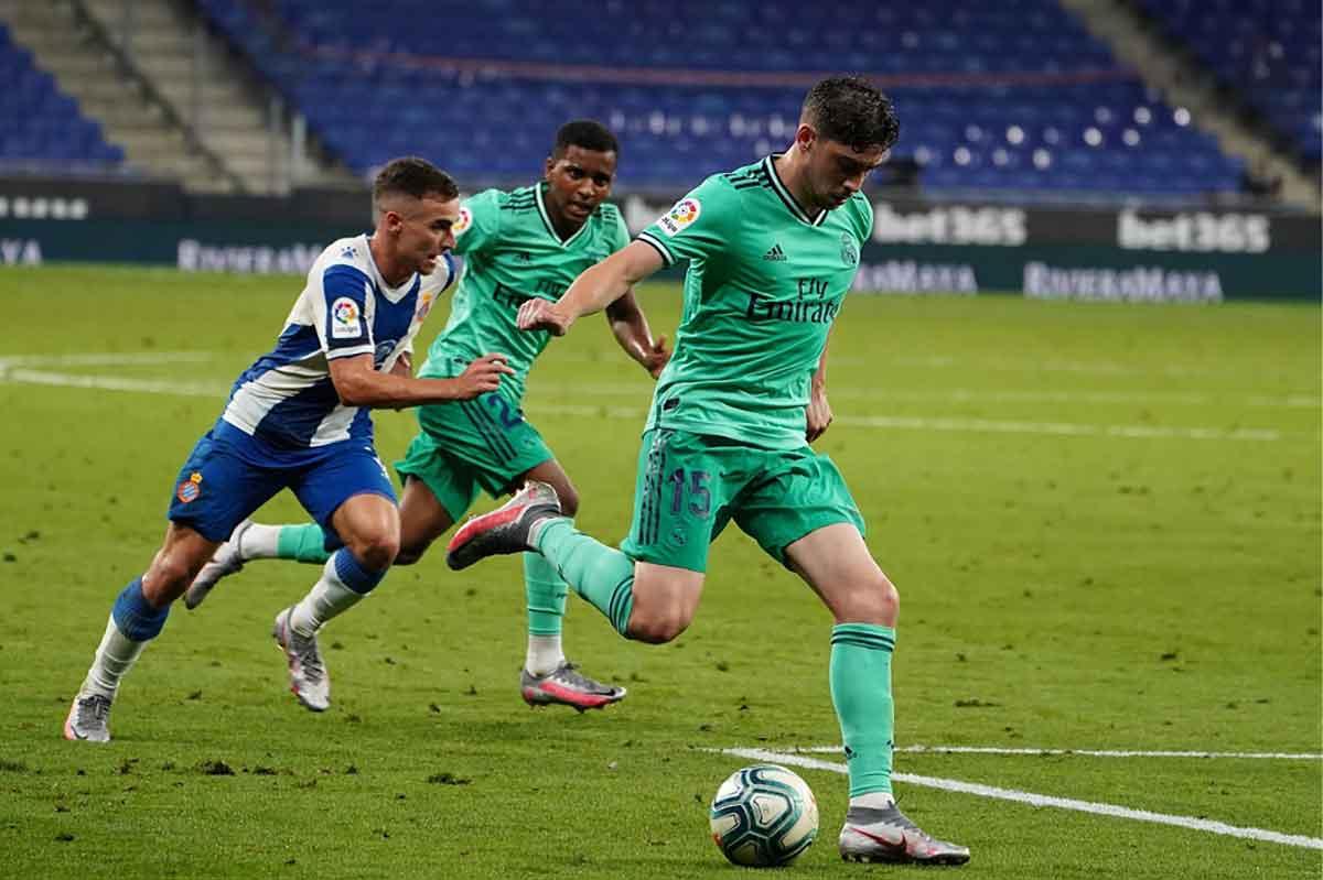Valverde Rodrygo Espanyol