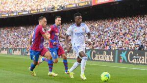 Vinicius Camp Nou